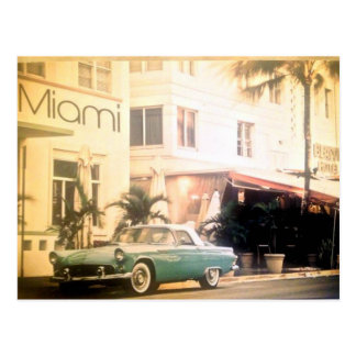 Miami-Süden Strand Postkarten