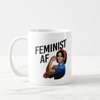 Michelle Obama - feministischer AF -- Tasse