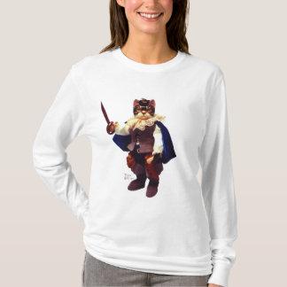 MIETZE N LÄDT sammelbare Katzen-Puppe durch Tyber T-Shirt