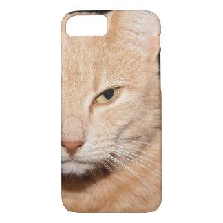 Miezekatze-Katzen-Lächeln iPhone 8/7 Hülle