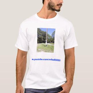 mike03253 Pole T-Shirt