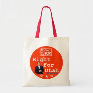 Mike LEE Utah-Senats-Tasche Tragetasche