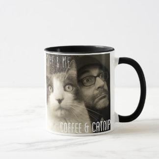 Mike u. ich Kaffee u. Katzenminze/Lieder für das Tasse