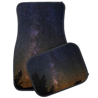 Milchstraße-nächtlicher Himmel, Kalifornien Automatte