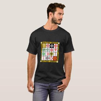 Militär bestellt Shirt
