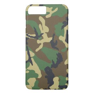 Militär tarnt Muster iPhone 7 Plus Hülle