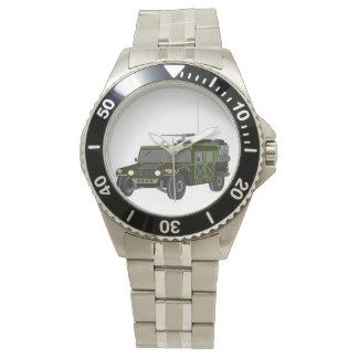 MilitärHummer-Uhr Armbanduhr