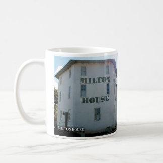 Milton-Haus-historische Tasse