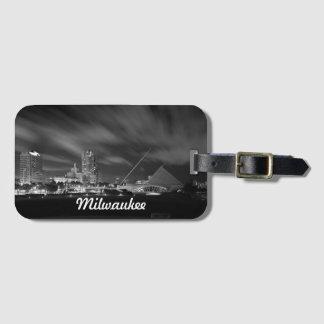 Milwaukee-Kunst-Museums-Gepäckanhänger Kofferanhänger