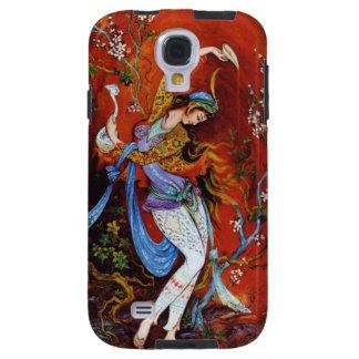 Miniaturmalerei einer persischen Nymphe Galaxy S4 Hülle