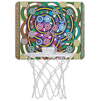 Minibasketball-Ziel-Praxis Ihr Schießenspiel Mini Basketball Ring