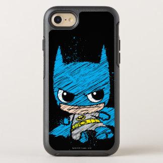 MiniBatman-Skizze OtterBox Symmetry iPhone 8/7 Hülle