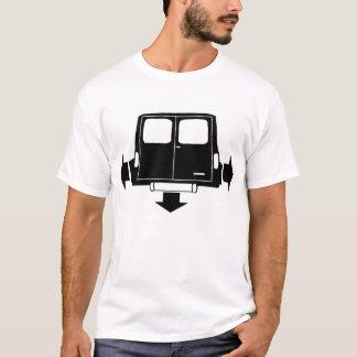 Miniclubman-Anwesen u. Van Low und breiter T - T-Shirt