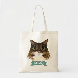 Minky Taschen-Tasche Tragetasche