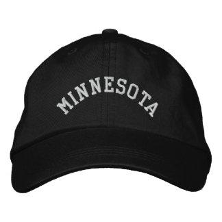 Minnesota-Staat gestickt Besticktes Cap