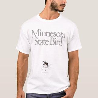 Minnesota-Staats-Vogel der Moskito T-Shirt