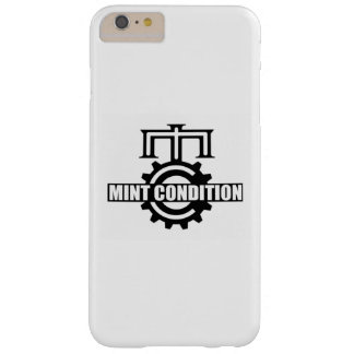 Mint Condition-Zahn-Logo iPhone 6/6s plus Fall Barely There iPhone 6 Plus Hülle