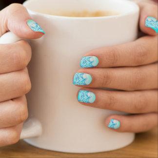 Minx nagelt Starfish Minx Nagelkunst