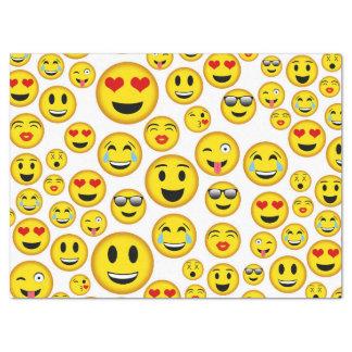 Mischemoji Musterspaß-Partygewebe Seidenpapier