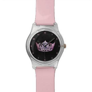 Miss Amerika erröten rosa Kronen-am 28. Mai Uhr