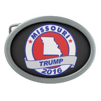 Missouri Donald Trump 2016.png Ovale Gürtelschnallen