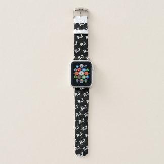 Mit Monogramm Apple Watch Armband