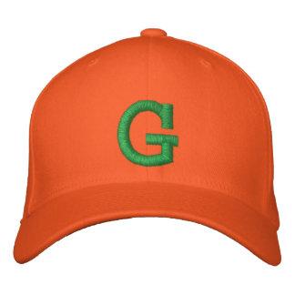 Mit Monogramm justierbare Kappe G