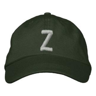 Mit Monogramm justierbare Kappe Z