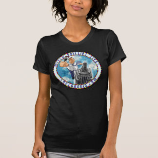 mitchlogo ladiesT T-Shirt