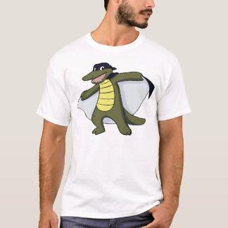 Mitglied einer Bürgerwehr-Alligator T-Shirt