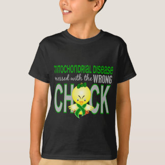Mitochondriopathie verwirrt mit falschem Küken T-Shirt