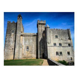 Mittelalterliche Schlosspostkarte Chateaude Beynac Postkarten