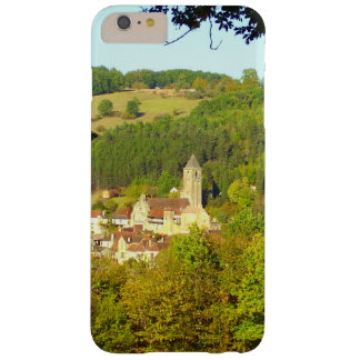 Mittelalterliches Dorf von Plazac iPhone Fall Barely There iPhone 6 Plus Hülle