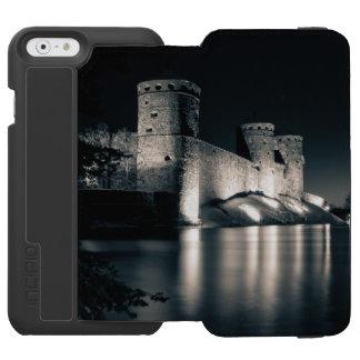 Mittelalterliches Schloss Incipio Watson™ iPhone 6 Geldbörsen Hülle