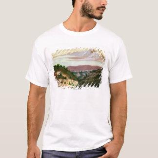 """""""Mittelmeerlandschaft"""" erweitern vorbei sich T-Shirt"""