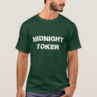 MITTERNACHT TOKER - Besonders angefertigt T-Shirt