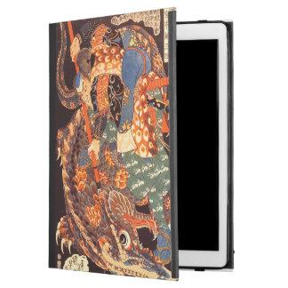 Miyamoto Musashi Kuniyoshi Japaner-schöne Kunst
