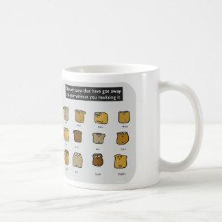 "MJ1487, ""mahoney Joe"", Toast, entging, weg Tasse"