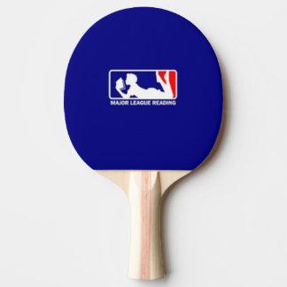 MLR Klingeln-Pong Paddel Tischtennis Schläger
