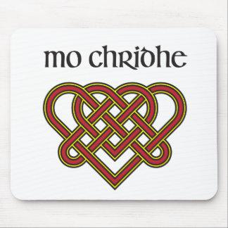 MO Chridhe - mein Herz im Gälischen Mauspad