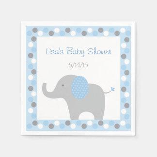 Mod-Blau-Elefant Serviette