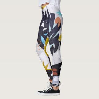 Mode-Gamaschen Leggings