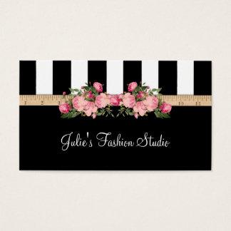 Mode-Studio-nähendes vorbildliches Haus Visitenkarte