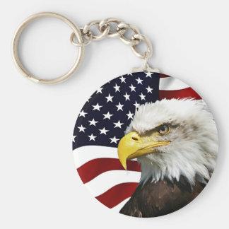 Modern kennzeichnen Juli 4. USA Schlüsselanhänger