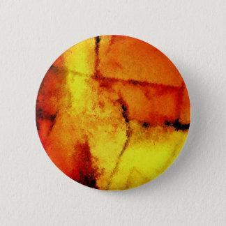 Moderne abstrakte Malerei-Kunst Runder Button 5,7 Cm