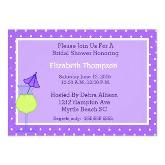 Moderne Brautparty-Einladung 12,7 X 17,8 Cm Einladungskarte