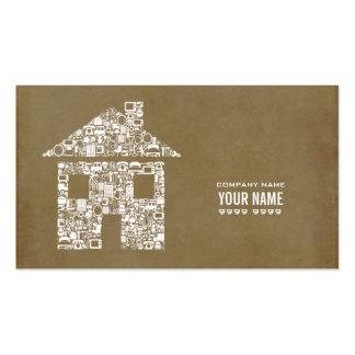 Visitenkarten fürs Baugewerbe