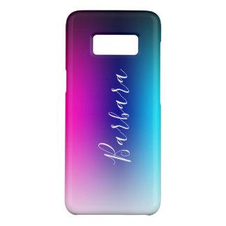 Moderne Farbmischungs-abstrakter Hintergrund No.2 Case-Mate Samsung Galaxy S8 Hülle