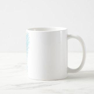 Moderne Stickerei 2 Tasse