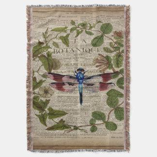 moderne Vintage Libelle des französischen Decke